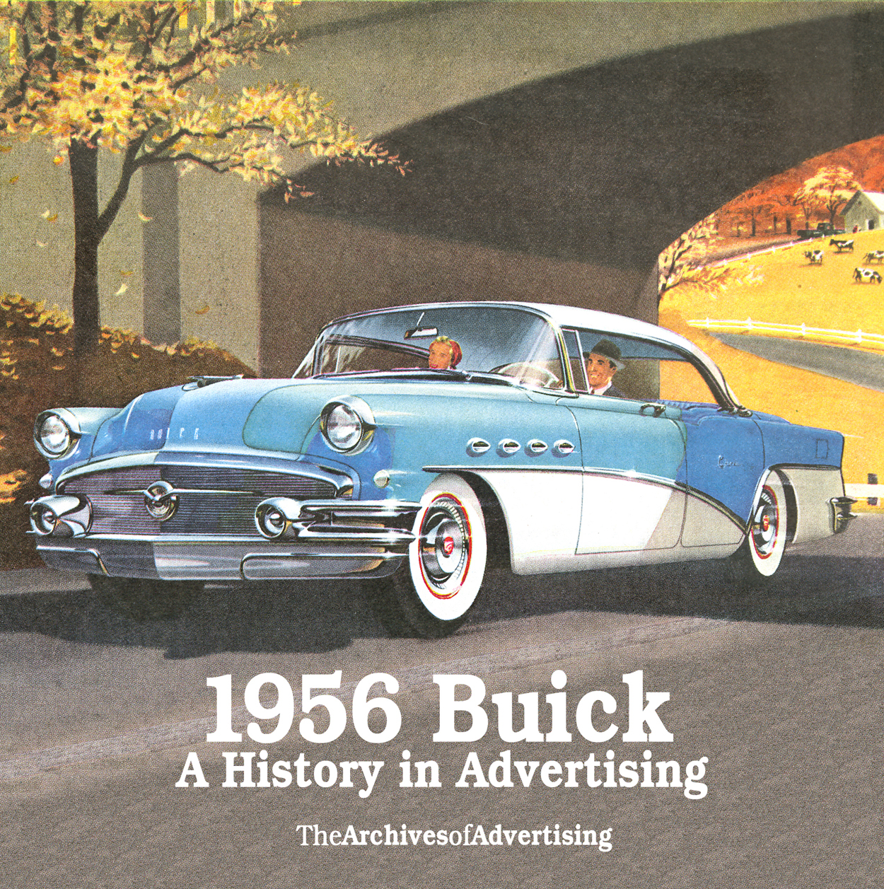 1956 Buick ad CD over 90 ads! Roadmaster Century Super Special ++