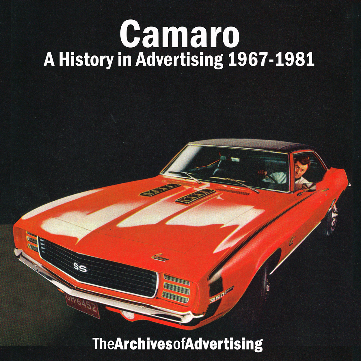 1967 1968 1969 1970 1971 1972 1973 1973 1974 1975 1976-1981 Camaro ad CD 170 ads