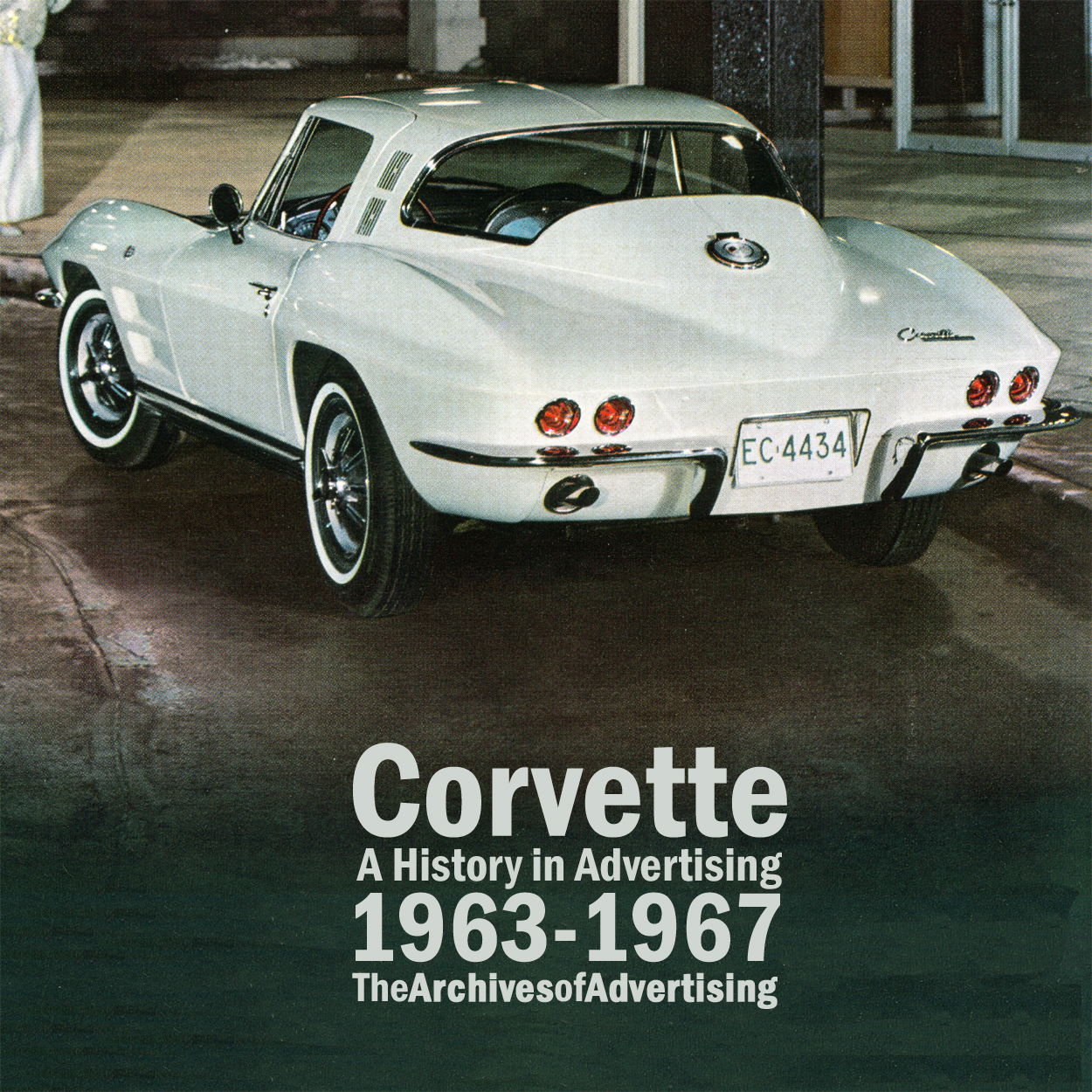 1963 1964 1965 1966 1967 Chevrolet Corvette ad CD-ROM: 100+ ads!