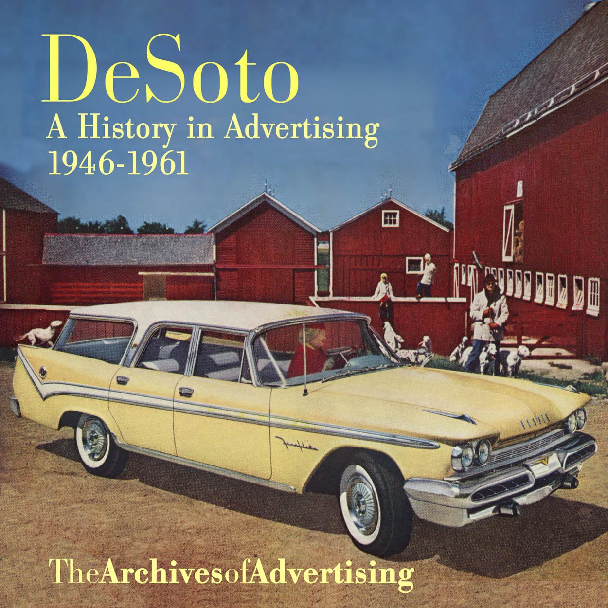 1946 1947 1948 1949 1950 1951 1952 1953 1954 1955-1961 De Soto ad CD 215+ ads!