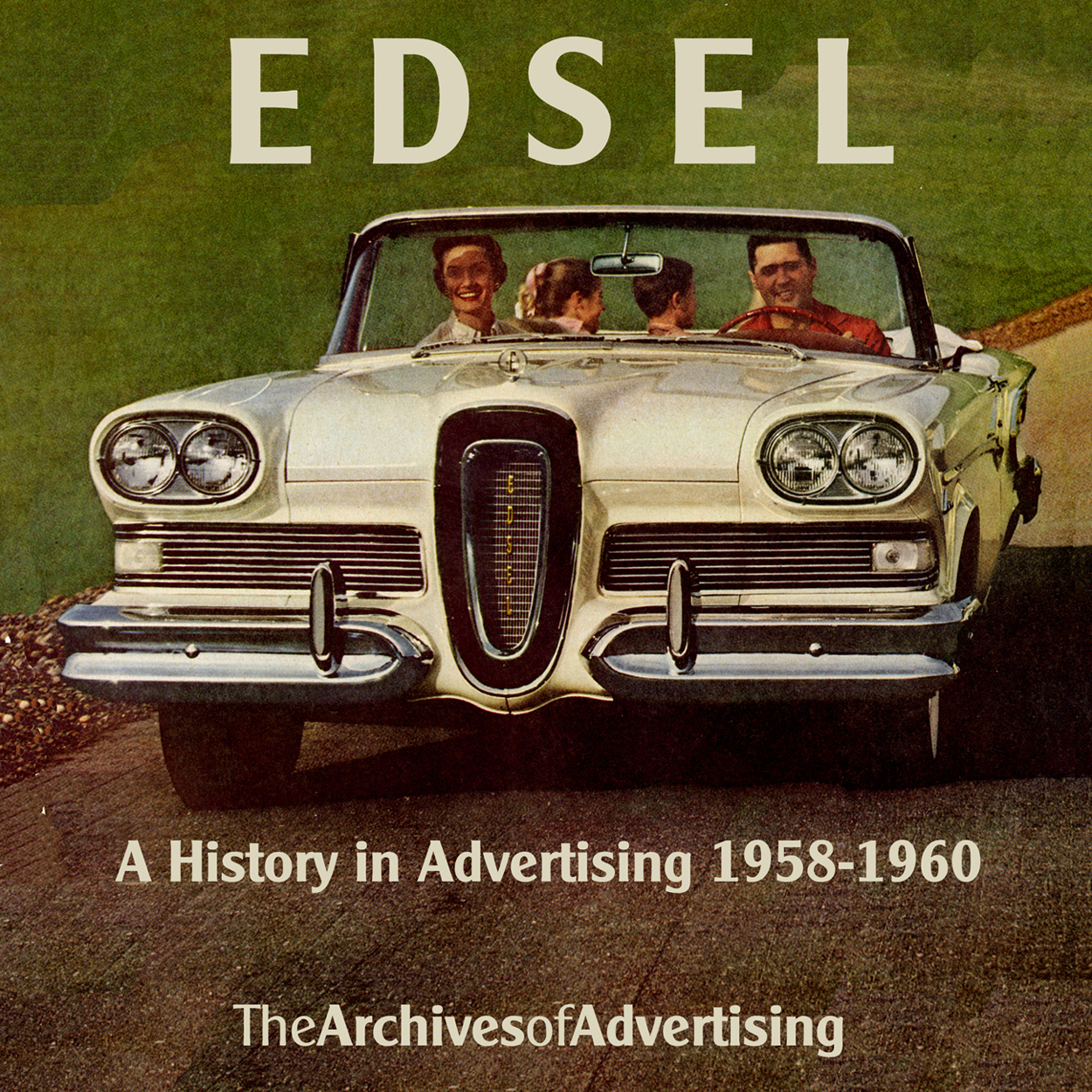 1958 1959 1960 Edsel ad CD-ROM 75+ ads Citation Corsair Pacer Ranger Bermuda