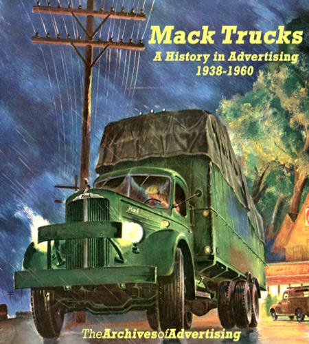 Mack Truck ad CD 1938-60 170+ different ads fire tank dump semi +