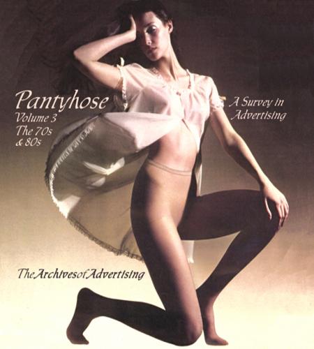Pantyhose ad CD Volume Three 1970s & 1980s 100 different ads!