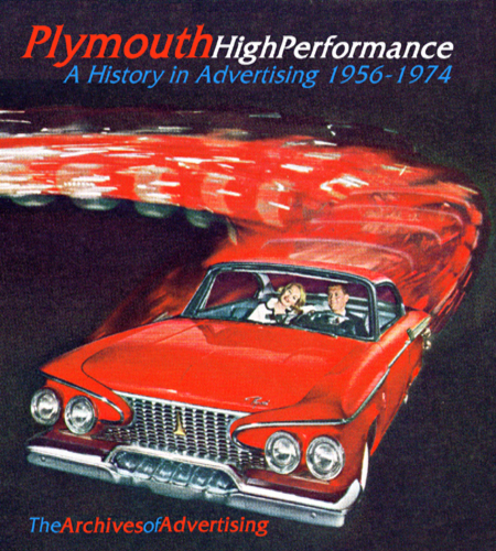 Plymouth High-Performance ad CD 1956-1974: Hemi-Cuda Road Runner Fury GTX +