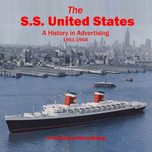 SS S S United States magazine ad CD 1951-1968 150+ different ads!
