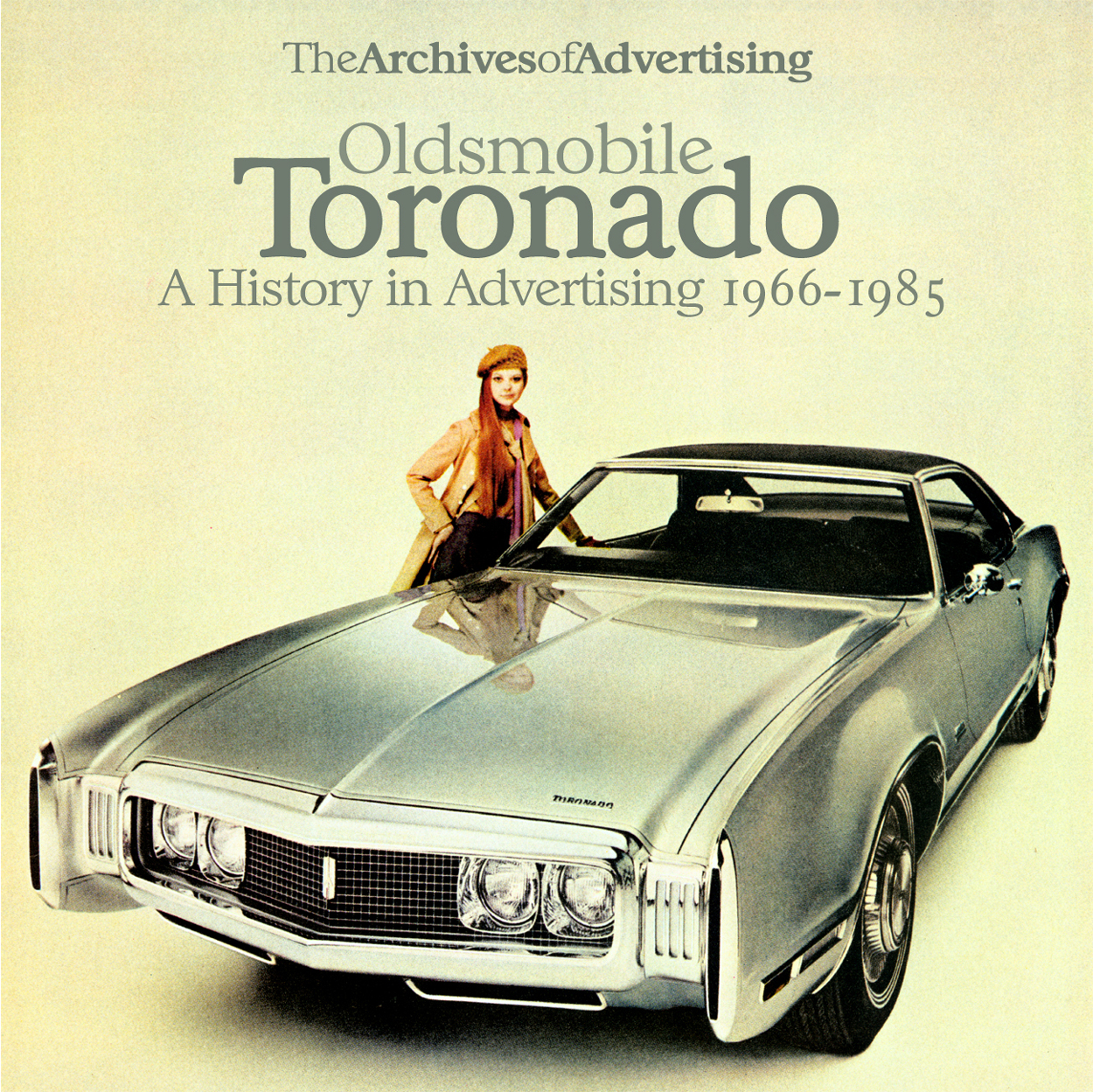 1966 1967 1968 1969 1970 1971 1972 1973-1982 Oldsmobile Toronado ad CD 100+ ads!