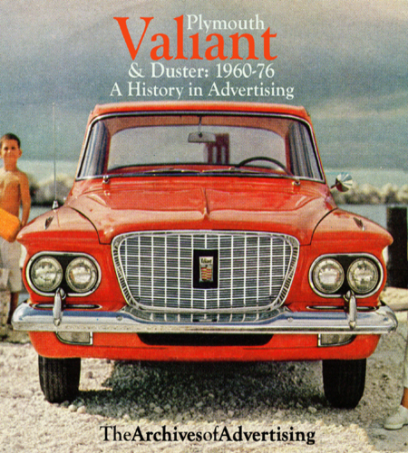 Plymouth Valiant & Duster ad CD 1960-1975 190+ different ads
