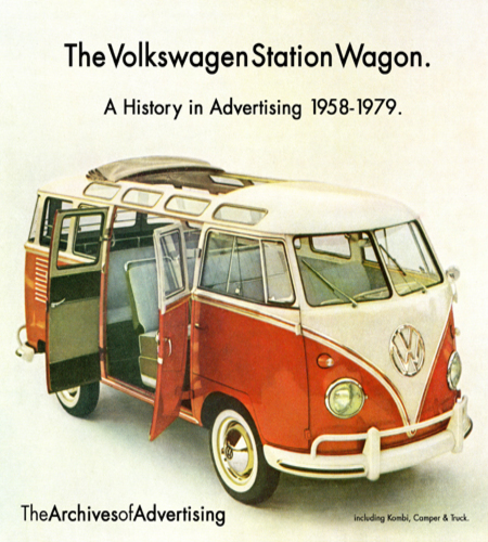 Volkswagen VW Station Wagon Microbus Truck Vanagon Camper ad CD 1958-1979