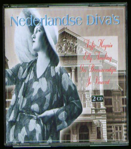 Image for Heynis Ameling Brouwenstijn Vincent Divas CD