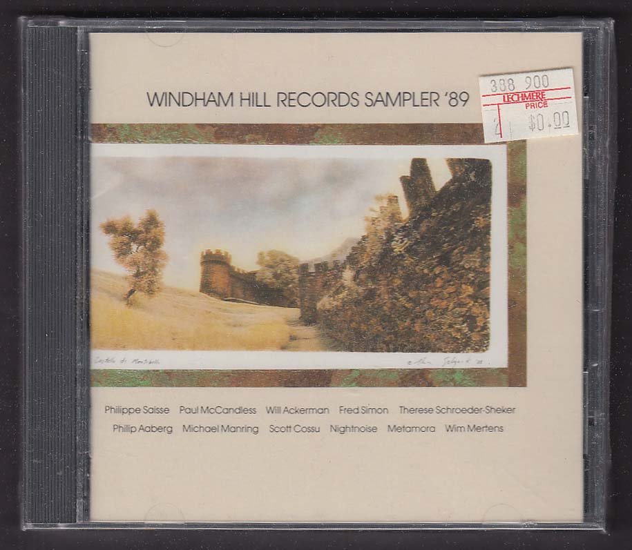 Image for Windham Hill Records Sampler 1989 WD-1082 CD 1989