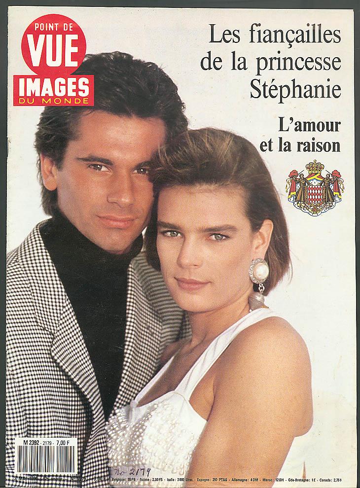 POINT DE VUE Images du Monde Princess Stephanie 5/3 1990