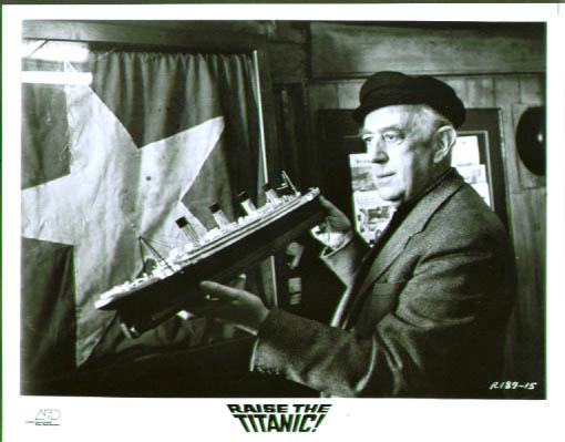 Image for Alec Guinness Raise the Titanic 8x10 still #2