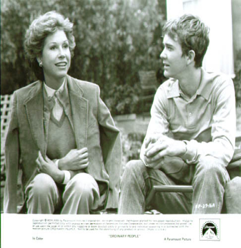 Image for Mary Tyler Moore Timothy Hutton Ordinary People 8x10 1980
