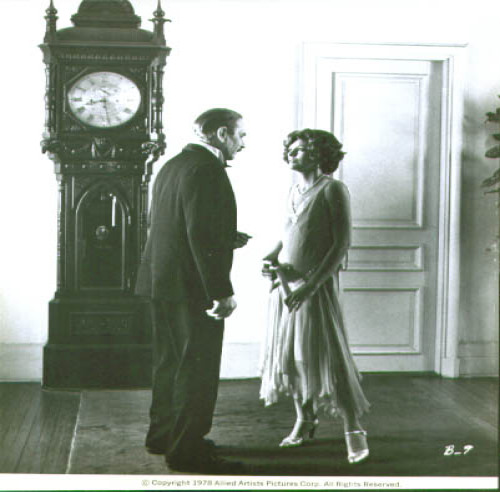 Image for Laurence Olivier Katharine Ross The Betsy 8x10 still 1978