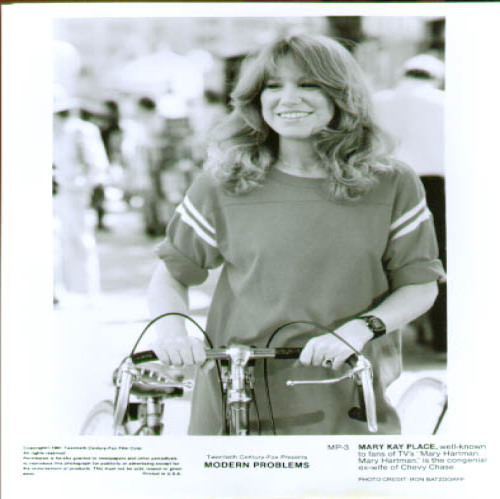 Image for Mary Kay Place Modern Problems 8x10 still 1981