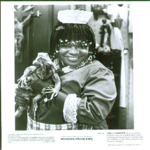 Image for Nell Carter Modern Problems 8x10 still 1981