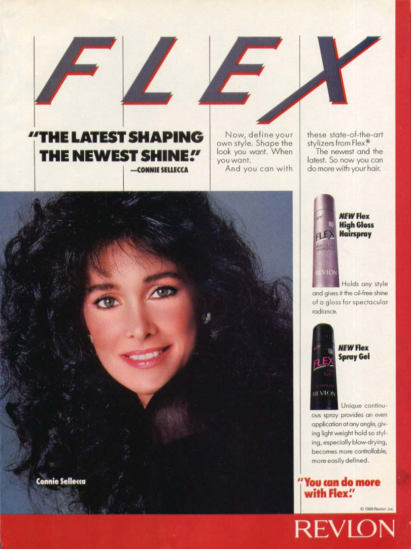 Connie Sellecca hair products