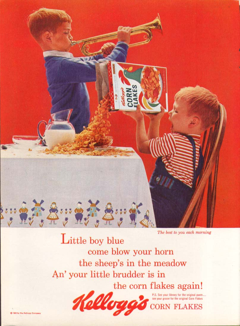 Image result for kellogg's advertisement