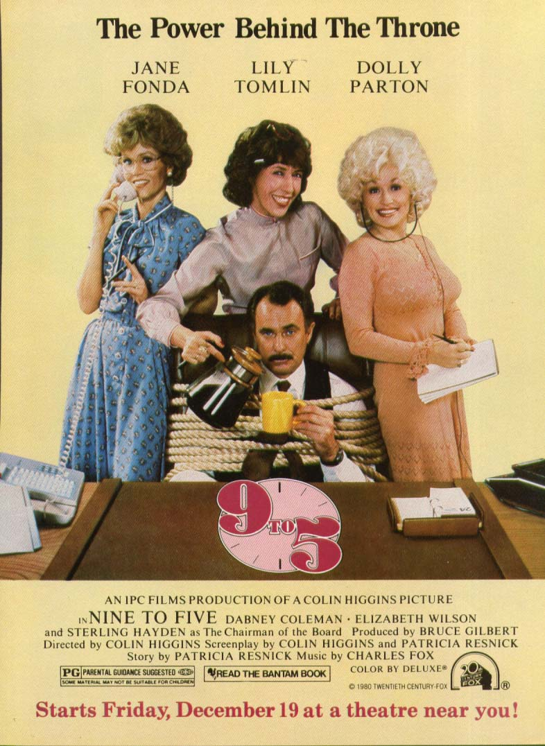9 to 5 Movie Posted