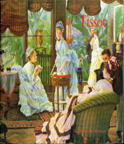 James Tissot monograph 1982 Malcolm Warner Medici Society: London