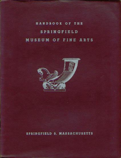 Image for Springfield Museum Fine Arts Handbook 1948
