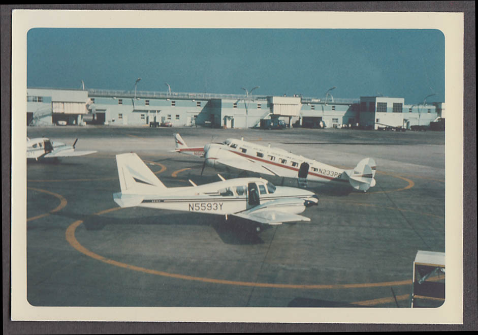Naples Airlines Povincetown-Boston Cessna Model 10 Electra N233PB photo 1967