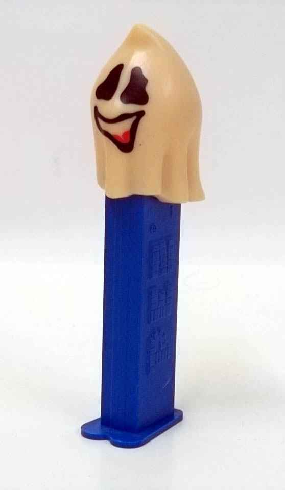 PEZ dispenser Halloween Ghost 4.9 Made in Hungary