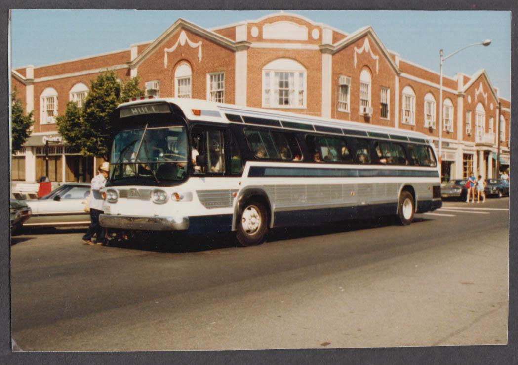 Bus Memorabilia & Photos