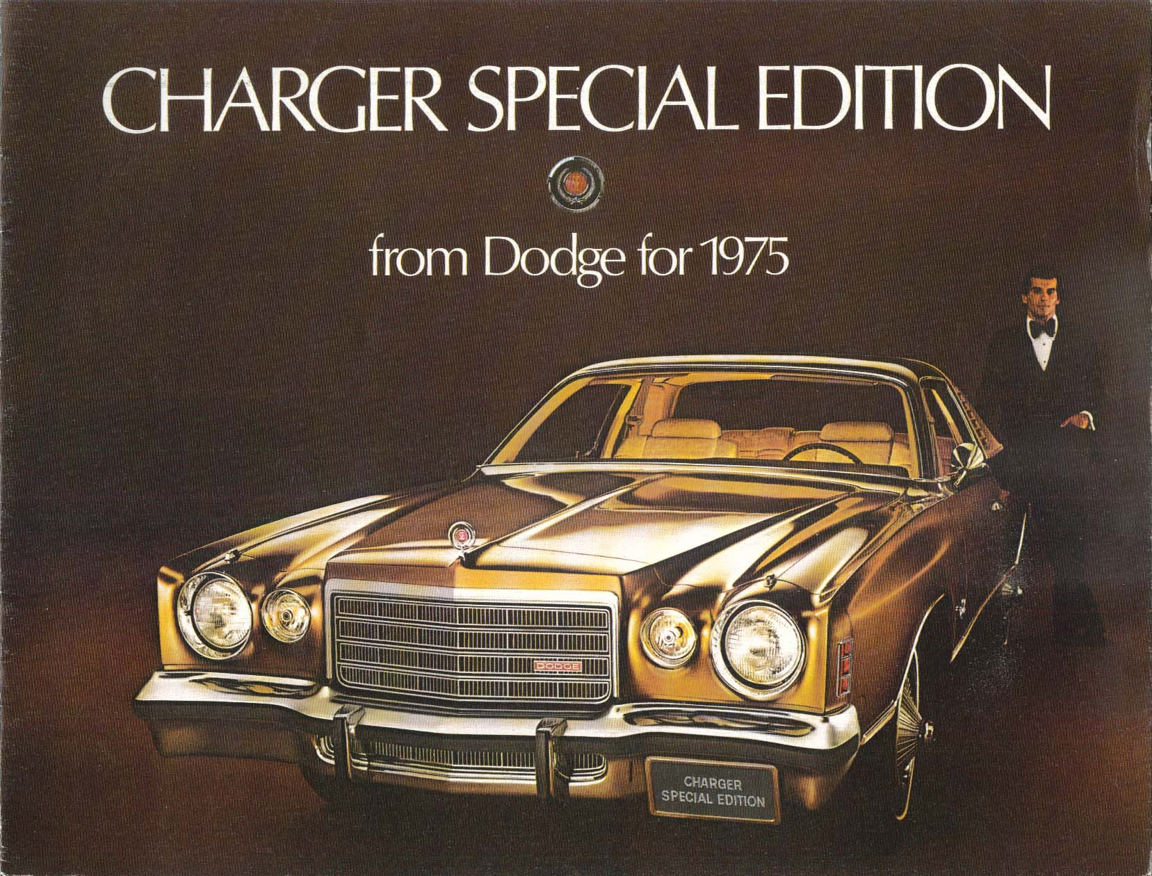 1975 Dodge Charger Special Edition brochure