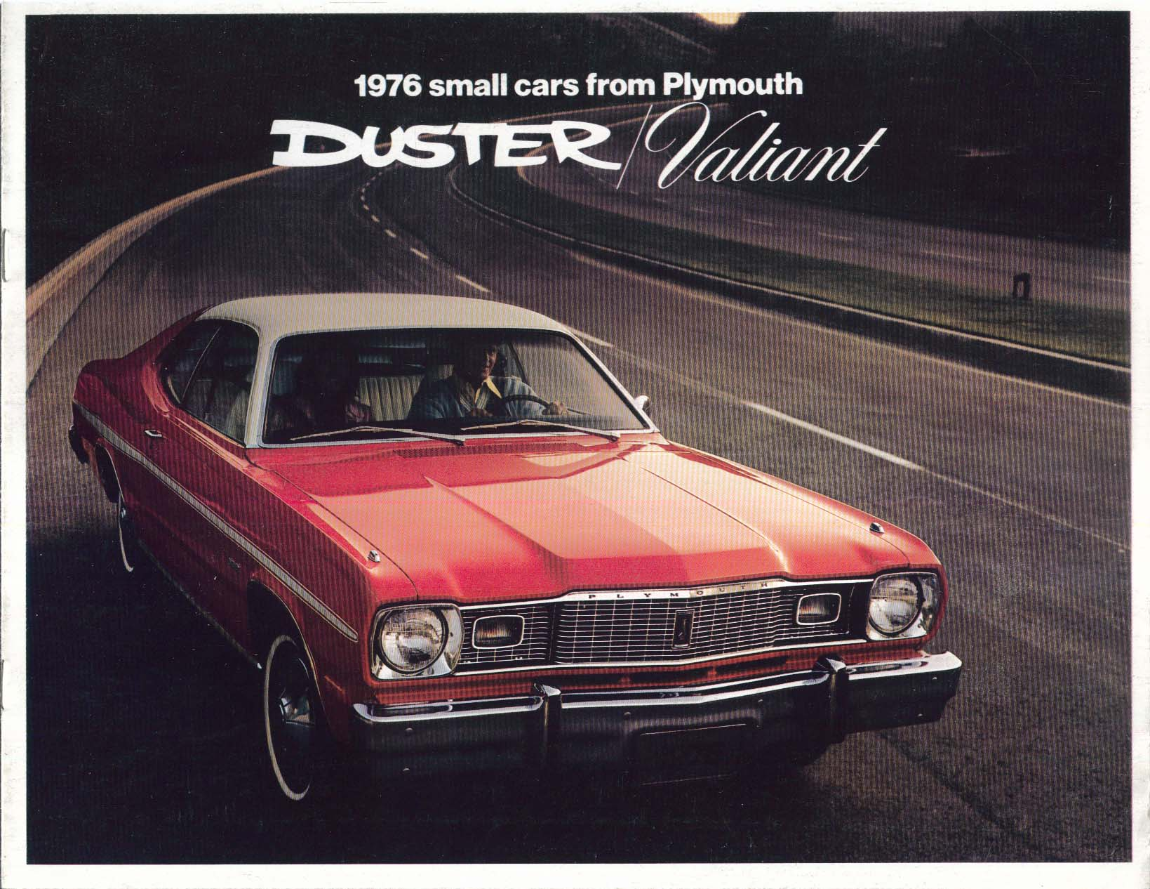 Image for 1976 Plymouth Duster / Valiant sales brochure