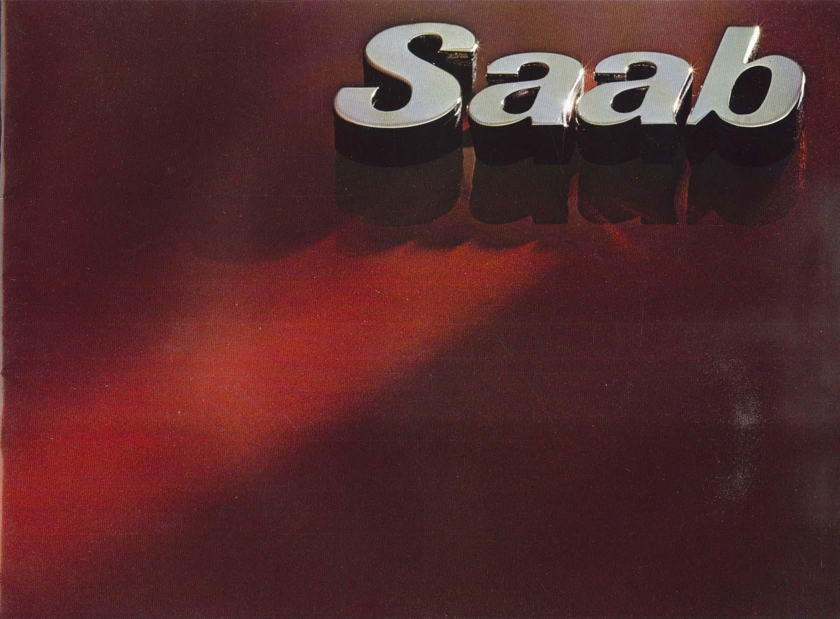 Image for 1977 Saab 99 GL EMS GLE sales brochure