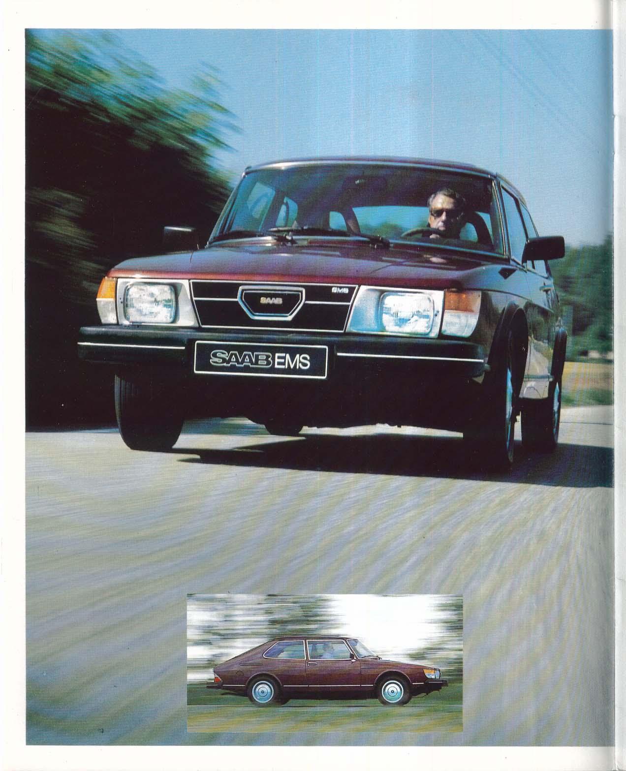 Image for 1979 Saab 900 GLI GLE EMS Turbo brochure
