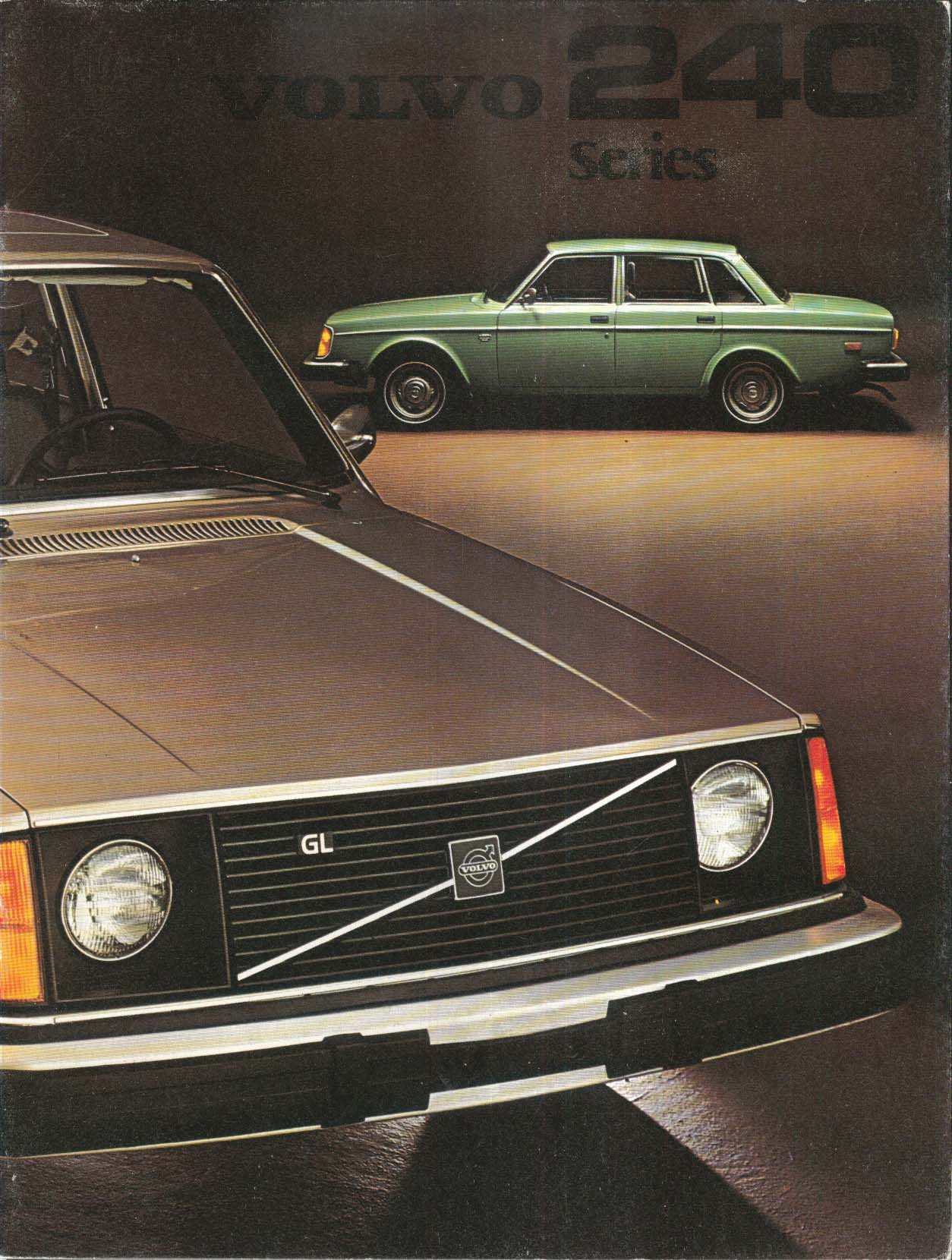 Image for 1975 Volvo 240 242 244 245 Series Sales Brochure