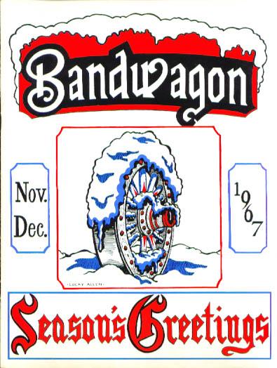 BANDWAGON Circus Historical Society: Great American 1939; Cole Bros + 11/12 1967