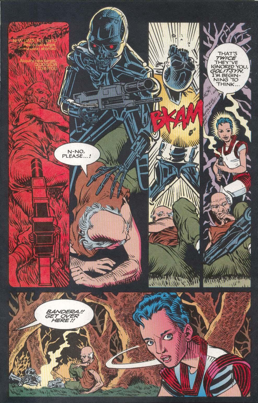 TERMINATOR HUNTERS & KILLERS #2 Dark Horse comic book 4 1992