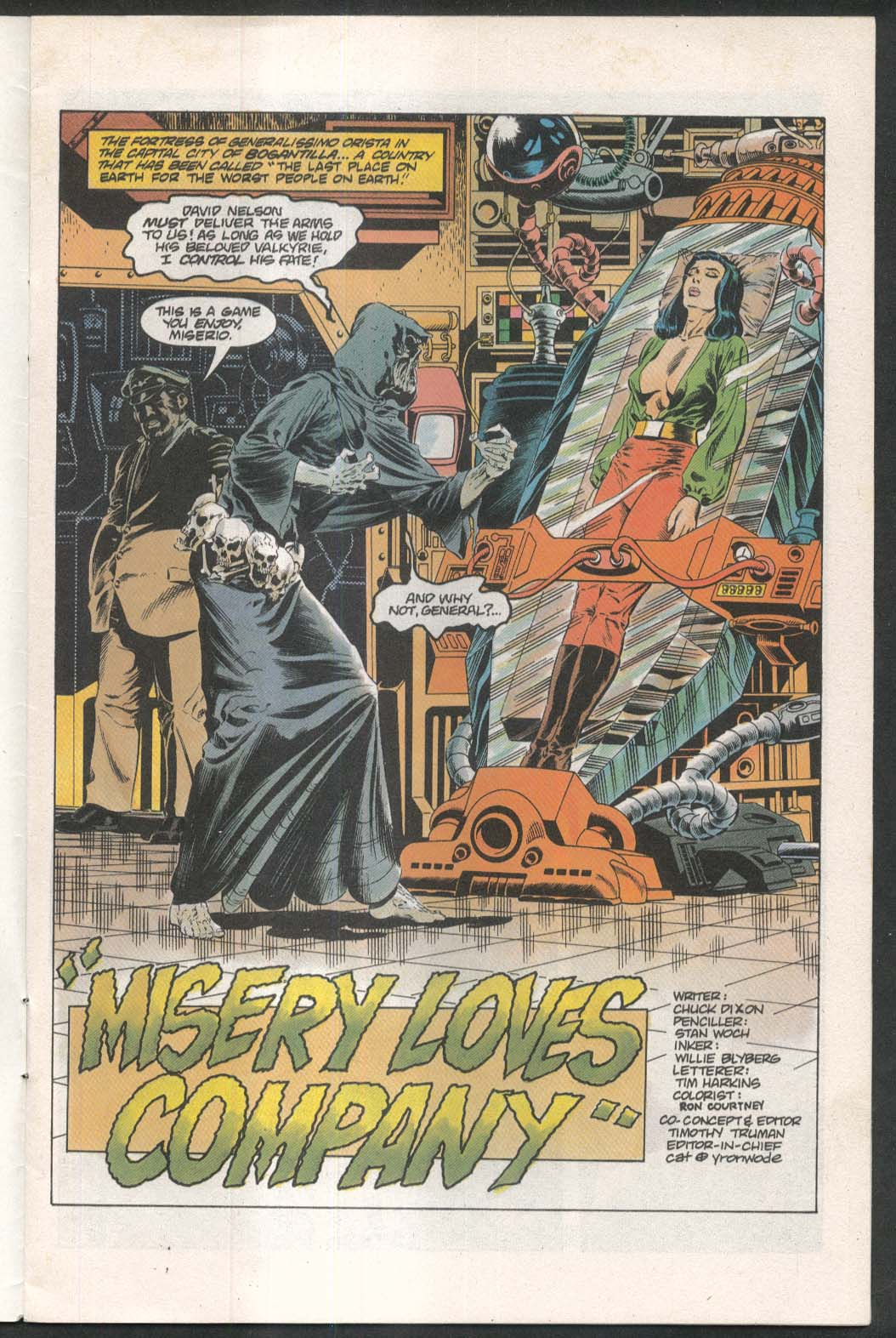 AIRBOY #3 Eclipse comic book 8/12 1986