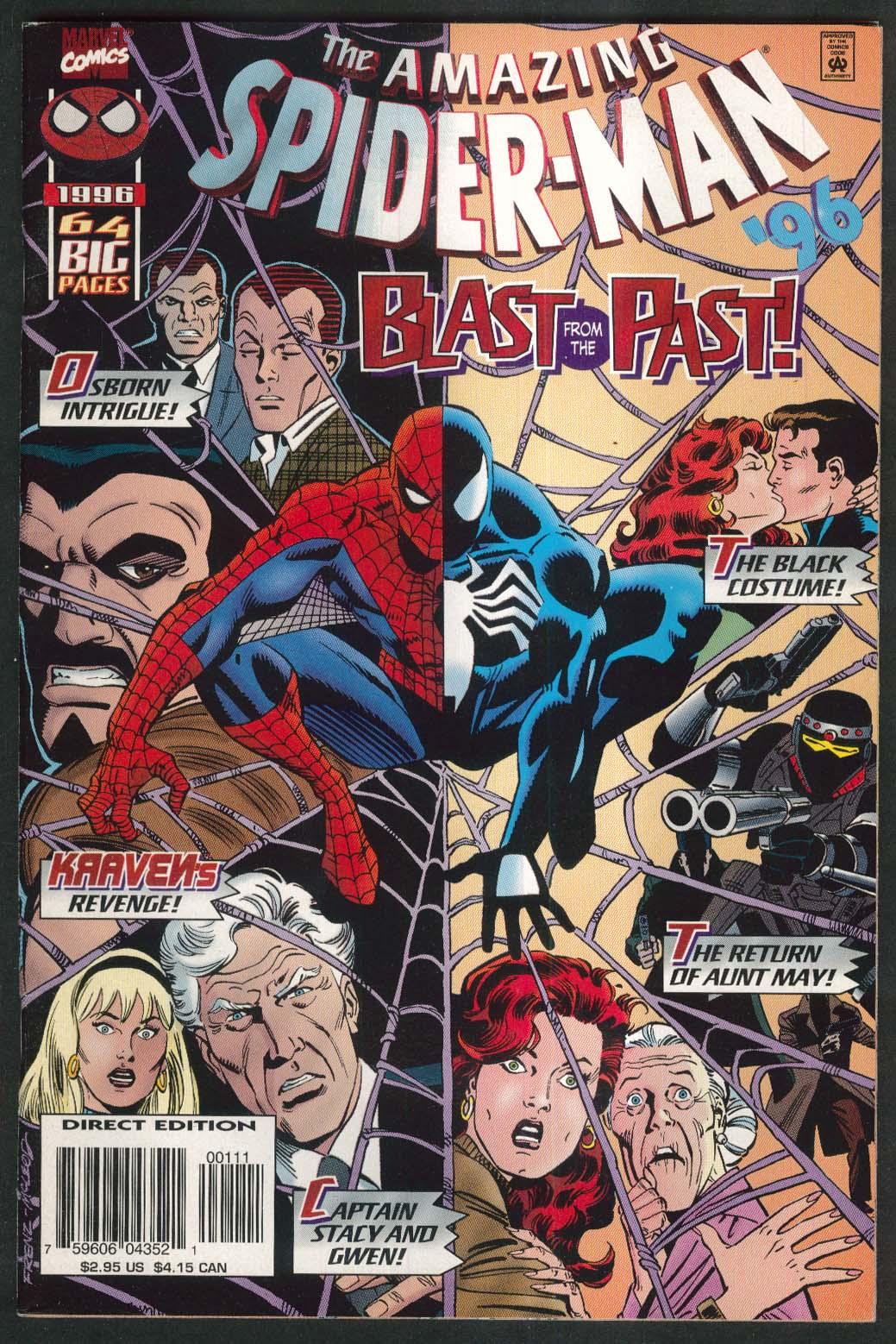 AMAZING SPIDER-MAN 1996 Annual Marvel comic book