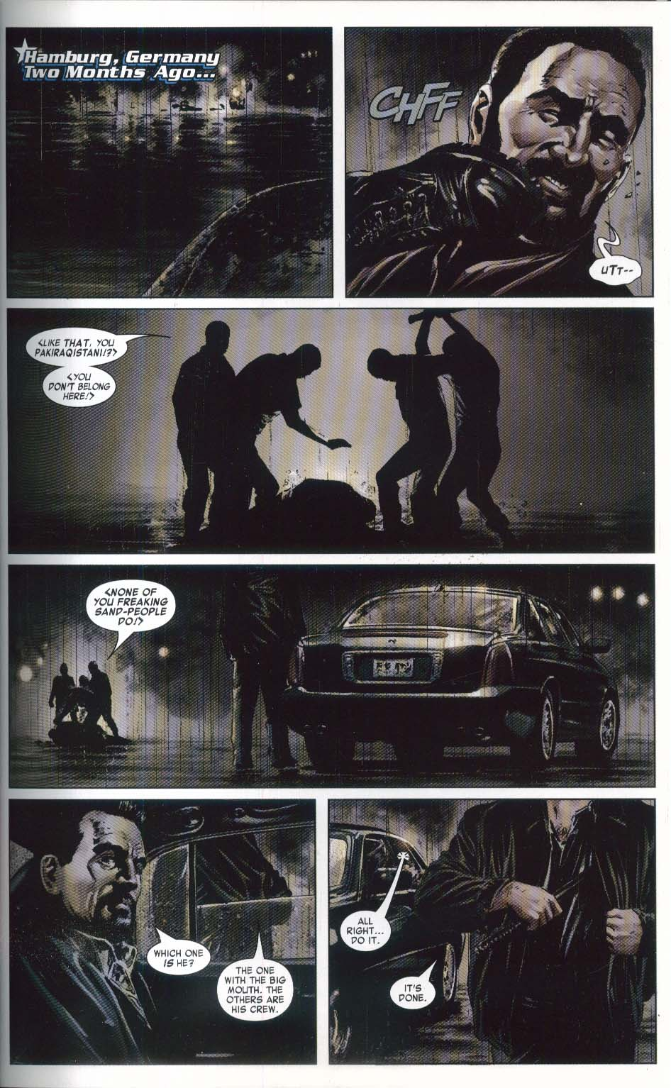 CAPTAIN AMERICA Red Menace Vol 2 Marvel Graphic Novel 1st Printing 2006