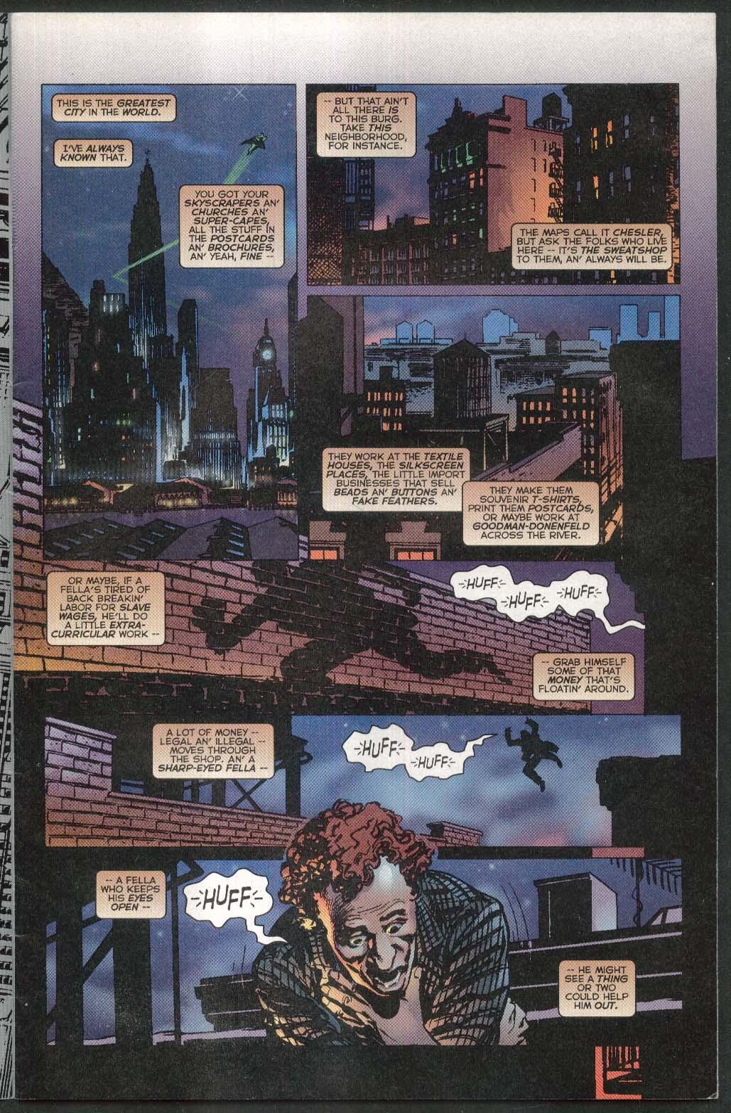 Kurt Busiek's ASTRO CITY #3 Image comic book 10 1995 1st Printing