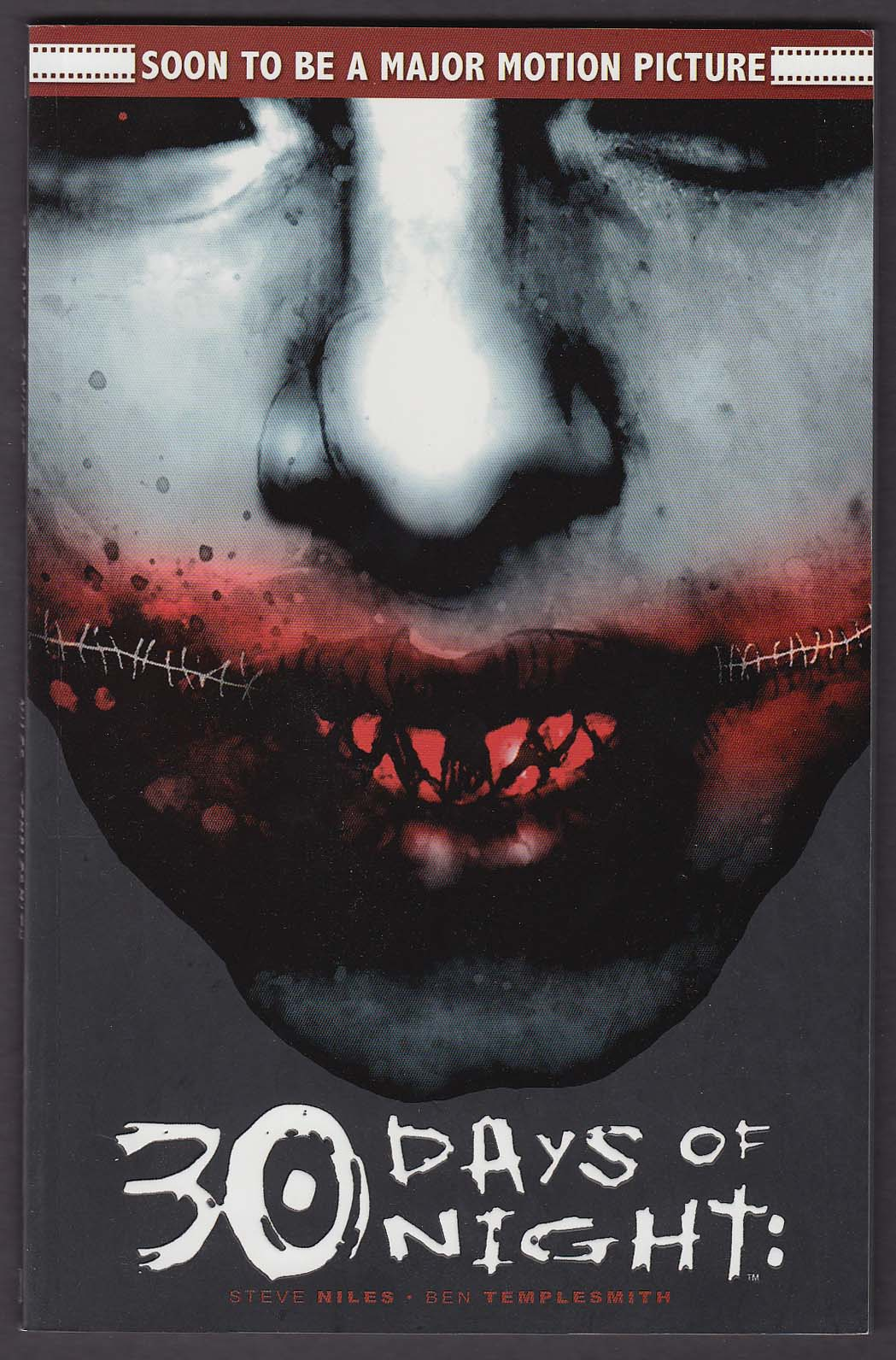30 Days of Night #1 IDW graphic novel comic book 7th printing 2007
