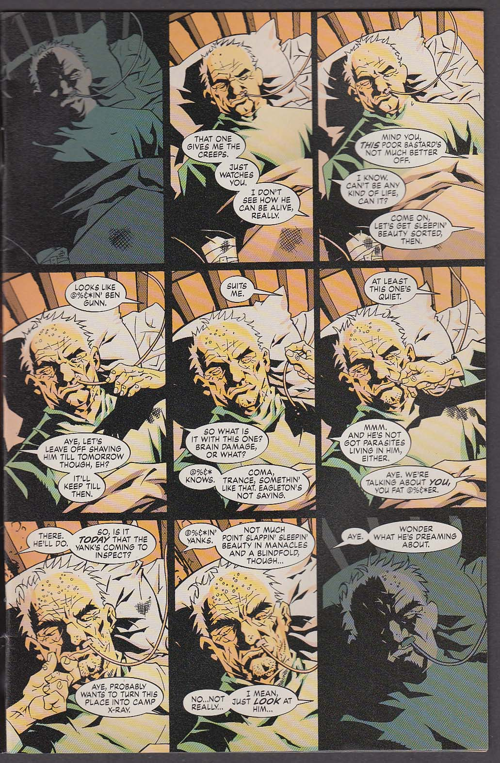 ALBION #1 WildStorm comic book 8 2005 Alan Moore