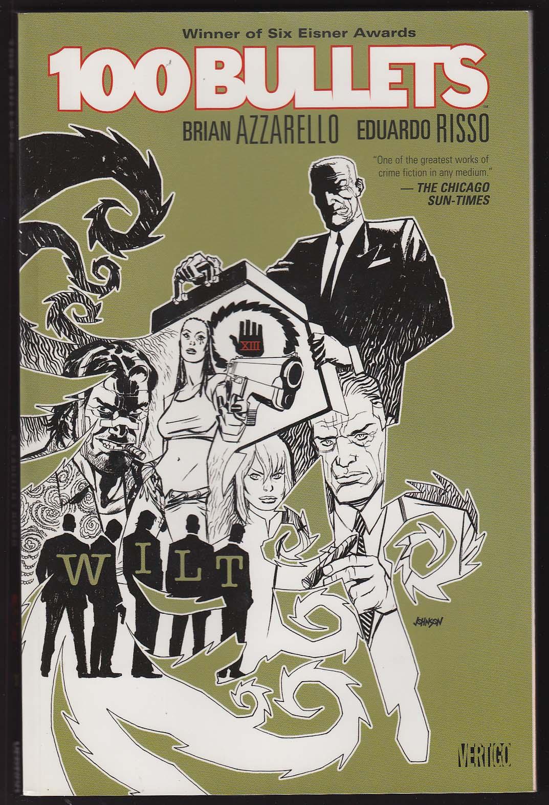 100 BULLETS: WILT #13 Vertigo DC comic book 2009