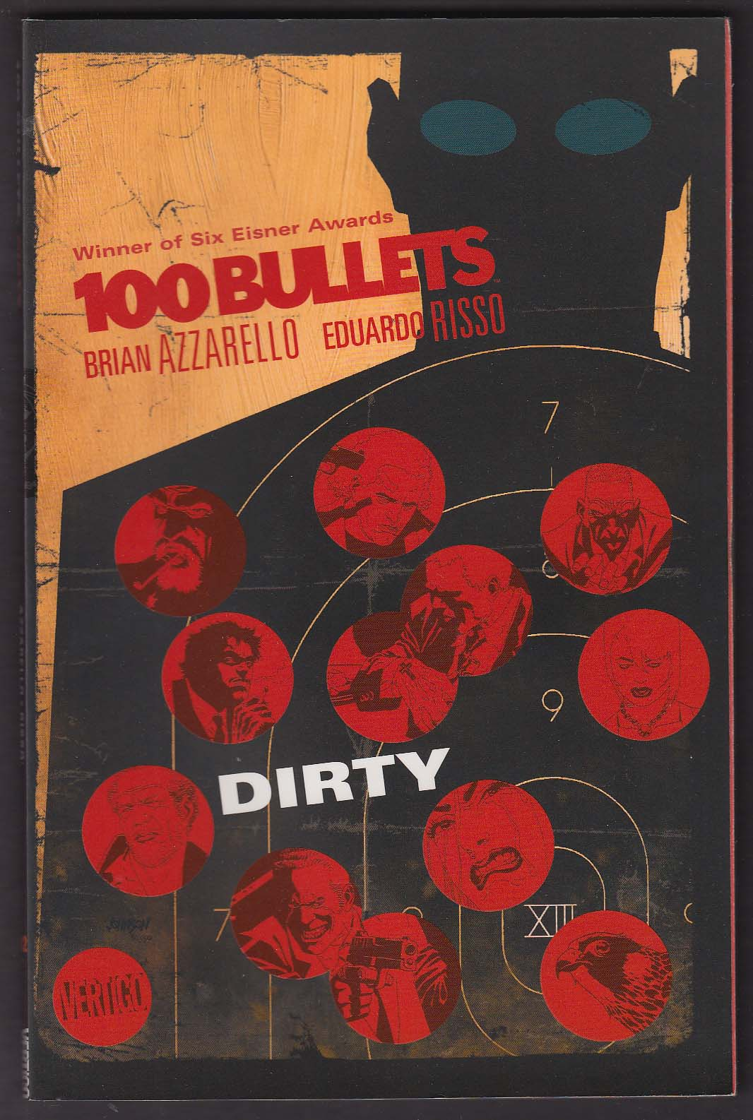 100 BULLETS: DIRTY #12 Vertigo DC comic book 2008