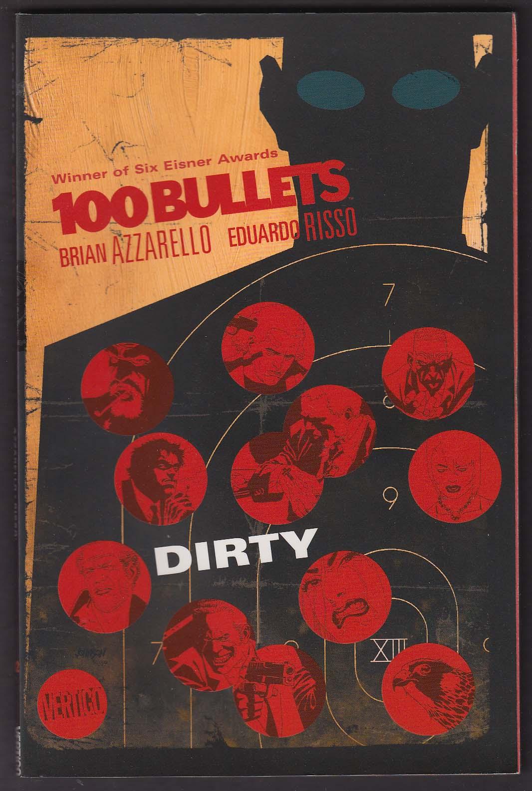100 BULLETS: DIRTY #12 Vertigo DC comic book 2008