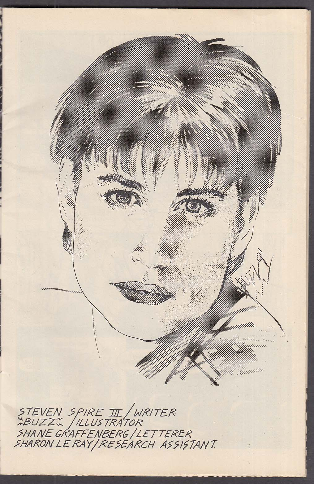 PERSONALITY COMICS PRESENTS Patrick Swayze & Demi Moore comic book 1991