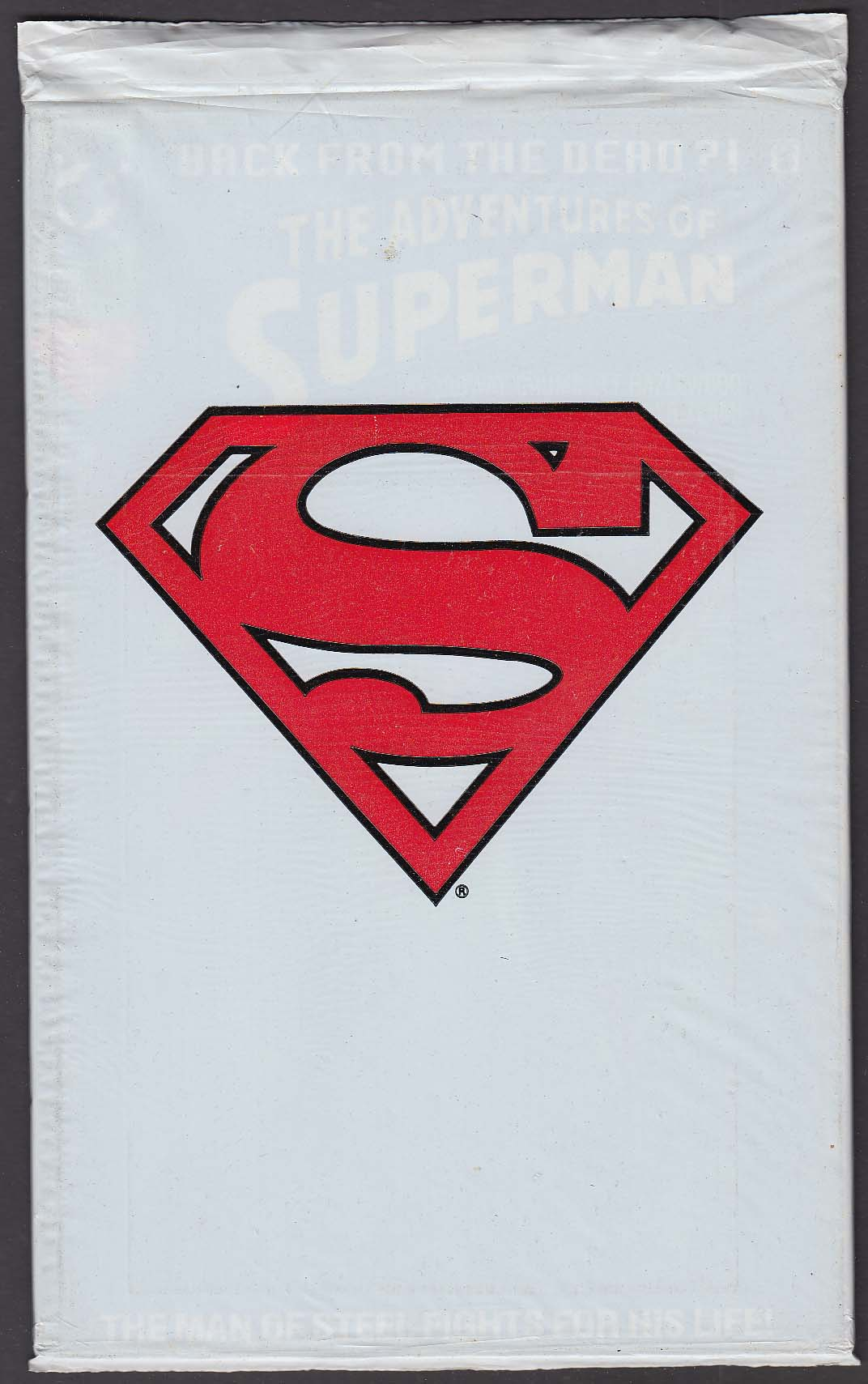 ADVENTURES of SUPERMAN #500 Collector's Set DC comic book 1993 BAGGED SEALED