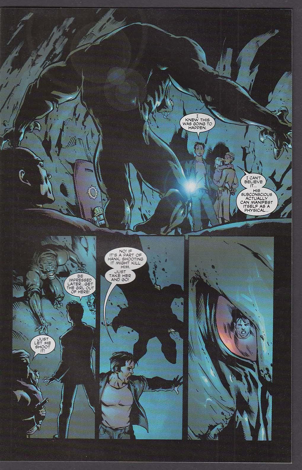 21 DOWN #10 WildStorm comic book 8 2003