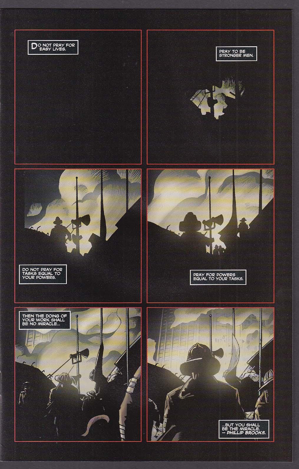 21 DOWN #2 WildStorm comic book 12 2002