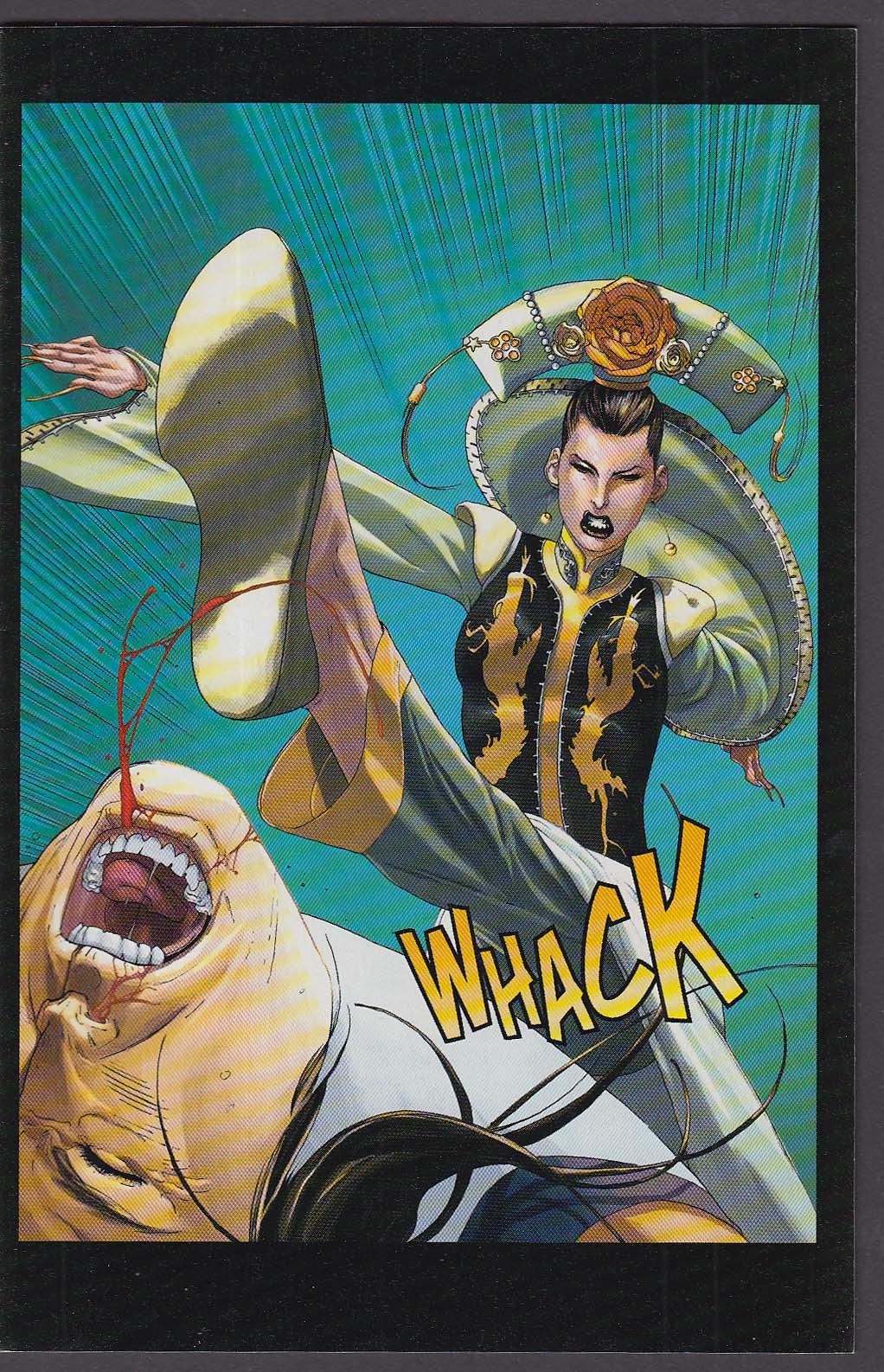 ARKANIUM #5 DW comic book 3 2003 1st printing