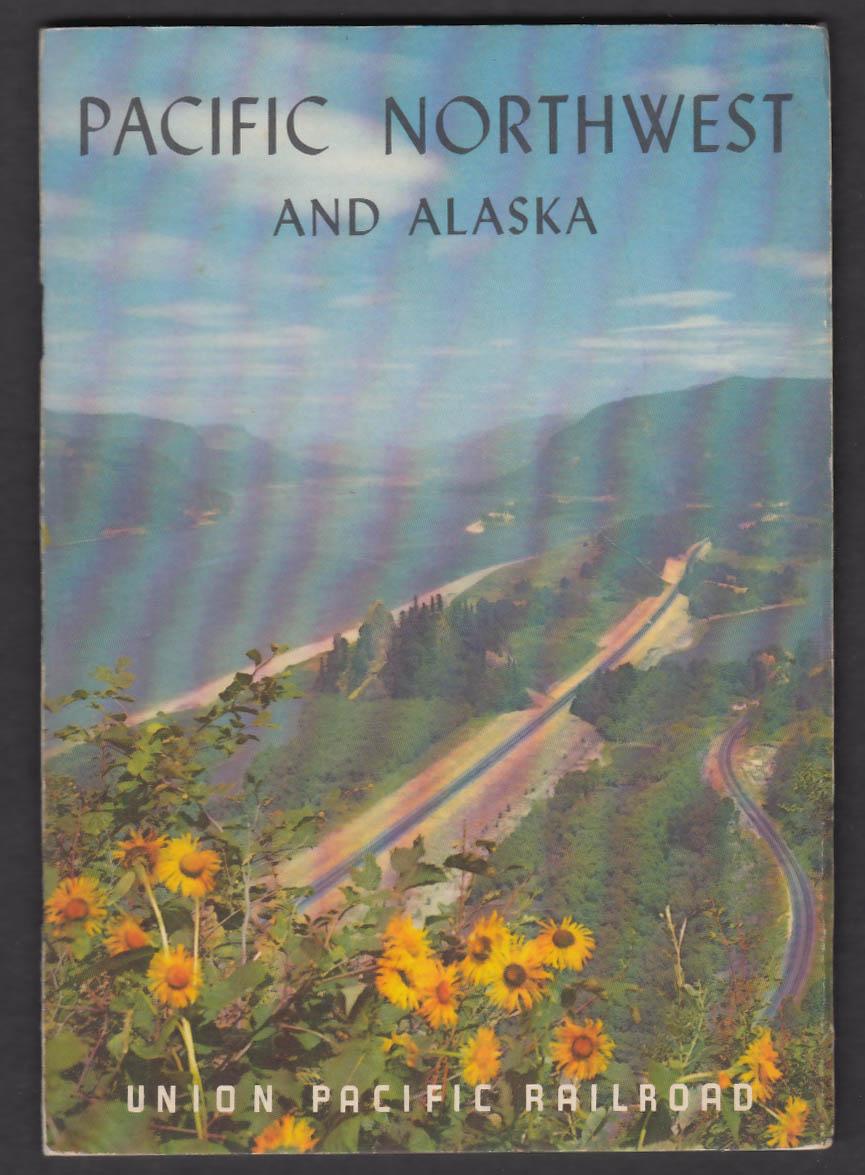 Image for Pacific Northwest & Alaska Union Pacific Railroad Guide 1959
